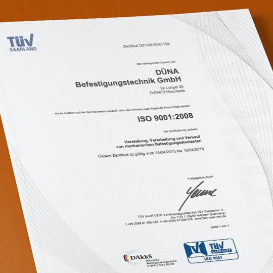 duena_befestigungstechnik_download_fax_tuev_9001_2008_pdf_540x540